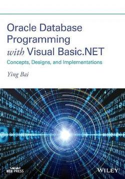 Oracle Database Programming with Visual Basic.NET