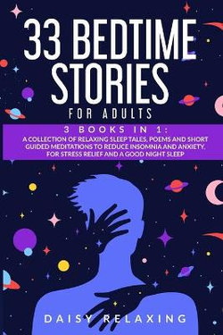 33 Bedtime Stories for Adults