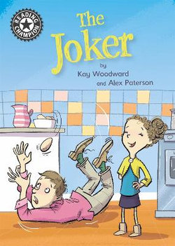 Reading Champion: the Joker