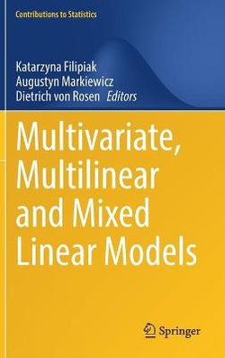 Multivariate, Multilinear and Mixed Linear Models