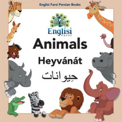 Englisi Farsi Persian Books Animals Heyvanat