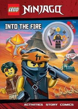 LEGO Ninjago: Into The Fire