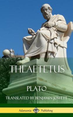 Theaetetus (Classics of Ancient Greek Philosophy) (Hardcover)