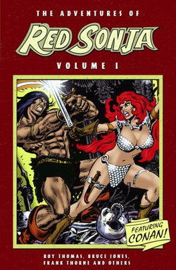 The Adventures of Red Sonja Vol 1