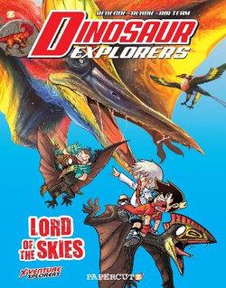 Dinosaur Explorers Vol. 8