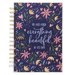 Journal Wirebound LG Everything Beautiful