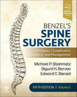 Part - Spine Surgery Volume 2: Techniques,Complication Avoidance, and Management