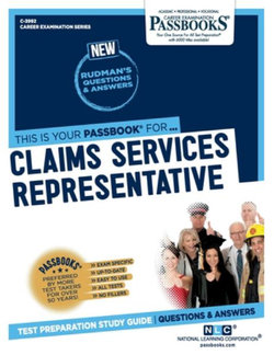 Claims Services Representative, Volume 3992