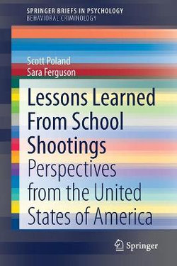 Lessons Learned From School Shootings
