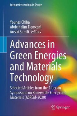 Advances in Green Energies and Materials Technology