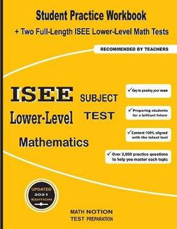ISEE Lower-Level Subject Test Mathematics