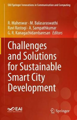 Challenges and Solutions for Sustainable Smart City Development