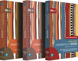 Kozier and Erb's Fundamentals of Nursing, Volumes 1-3