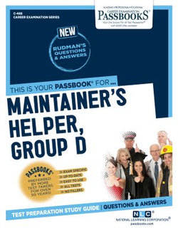 Maintainer's Helper, Group D