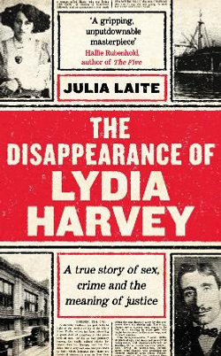 The Disappearance of Lydia Harvey