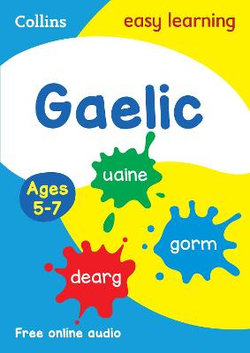 Easy Learning Gaelic Age 5-7
