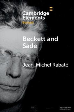Beckett and Sade