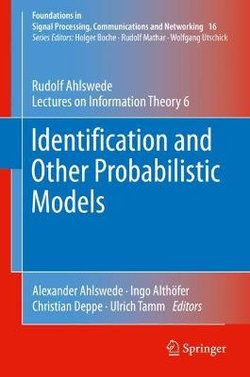 Identification and Other Probabilistic Models