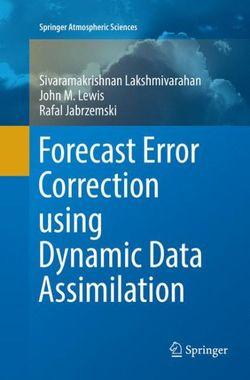 Forecast Error Correction using Dynamic Data Assimilation