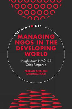 Managing NGOs in the Developing World