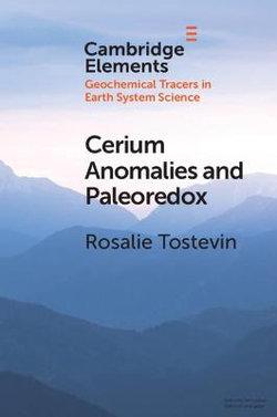 Cerium Anomalies and Paleoredox