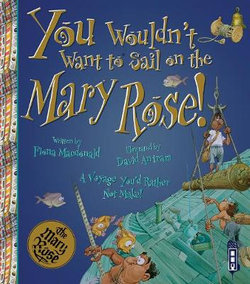 You Wouldn't Want to Sail on the Mary Rose!