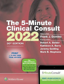 The 5-Minute Clinical Consult 2022