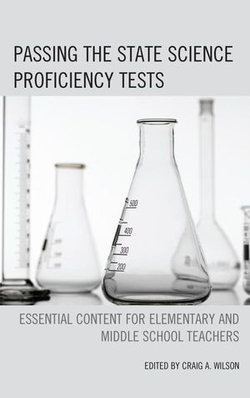 Passing the State Science Proficiency Tests