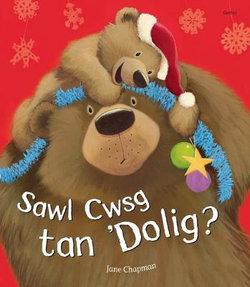 Sawl Cwsg tan 'Dolig?