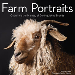 2021 Farm Portraits Wall Calendar