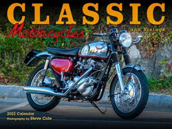 Cal 2022- Classic & Vintage Motorcycles