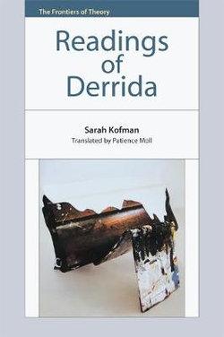 Readings of Derrida