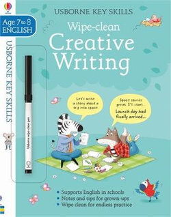 Wipe-Clean Creative Writing 7-8