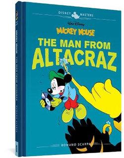 Walt Disney's Mickey Mouse: the Man from Altacraz