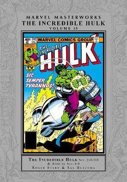 Marvel Masterworks: the Incredible Hulk Vol. 15