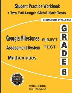 Georgia Milestones Assessment System Subject Test Mathematics Grade 6