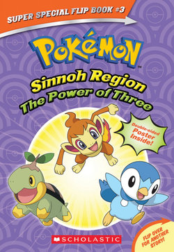 The Power of Three : Sinnoh Region