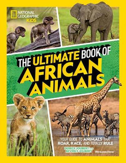 The Ultimate Book of African Animals (Library Edition)
