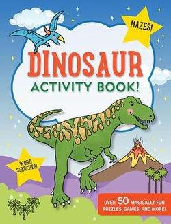 Dinosaur Activity Book!