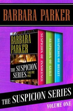 The Suspicion Series Volume One