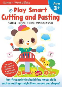 Play Smart Cutting and Pasting Age 3+