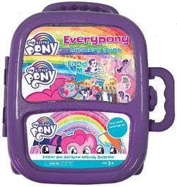 My Little Pony Follow the Rainbow Activity Suitcase