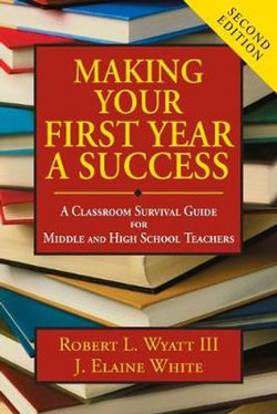 Making Your First Year a Success