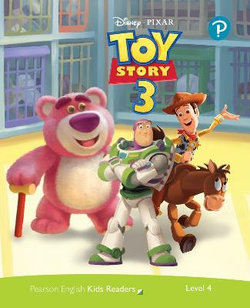 Level 4: Disney Kids Readers Toy Story 3 Pack