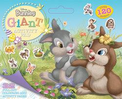 Disney Bunnies: Giant Activity Pad