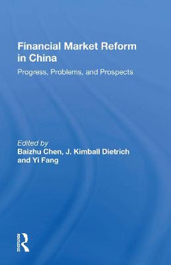 Financial Market Reform In China