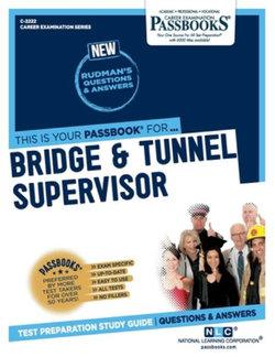 Bridge & Tunnel Supervisor, Volume 2222