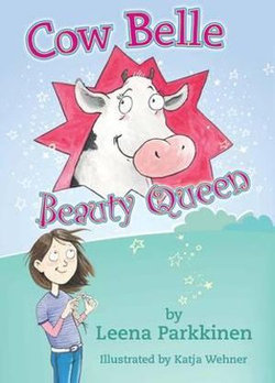 Cow Belle Beauty Queen
