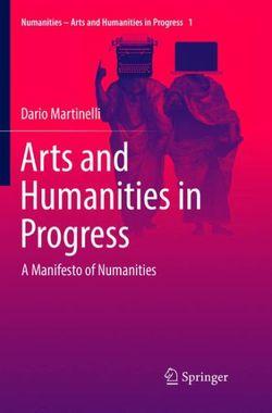 Arts and Humanities in Progress