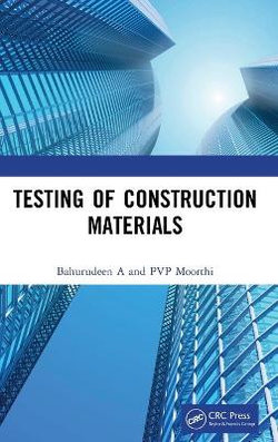 Testing of Construction Materials